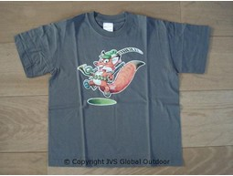 Kinder T-Shirt Klavinius Fuchs