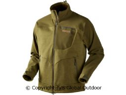 Agnar Hybrid Jacke  Highland green/Rifle green