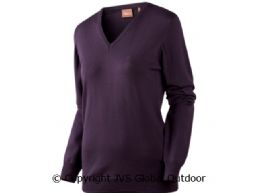 Alley Lady Pullover  Blackberry
