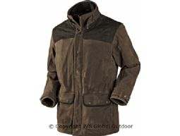 Angus Lederjacke  Green/Brown