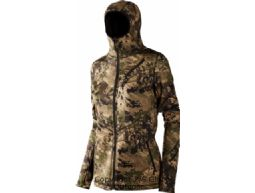 Crome Lady Fleecejacke  OPTIFADE™ Ground forest