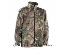 Deerhunter Avanti Fleece Realtree Xtra grün
