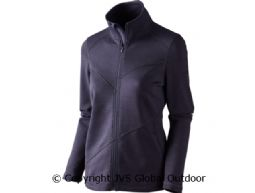 Disa Lady Fleecejacke Purple melange