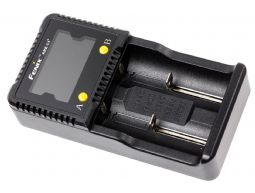 Dual bay battery charger for 18650 Batterien