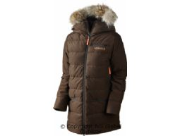 Expedition Lady Daunenjacke  Shadow brown