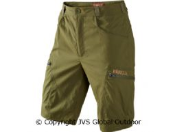 Herlet Tech Shorts  Rifle green
