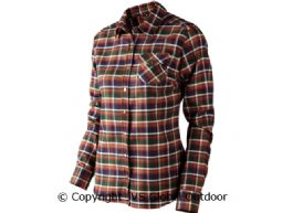 Kaali Lady Bluse  Multi check