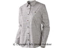 Lancaster Lady Bluse  Blackberry check