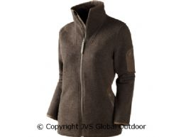 Lilja Lady Strickjacke  Shadow brown melange