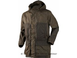 Mountain Trek Langjacke  Hunting green/Shadow brown