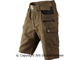 Oryx Shorts  Green/Brown