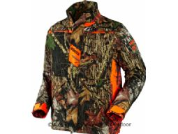 Pro Hunter Dog Keeper Jacke  Mossy Oak® New Break-Up/Mossy Oak® Orange Blaze