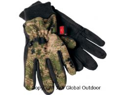 Q Fleece Optifade™ Camo Handschuhe  OPTIFADE™ Ground forest