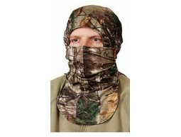Scent-A-Way® Silver Lightweight Spandex Balaclava-Realtree® Xtra™