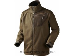Tuning Jacke  Hunting green/Shadow brown