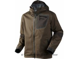 Turek Jacke  Hunting green/Shadow brown