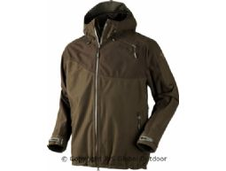Vector Jacke  Hunting green/Shadow brown