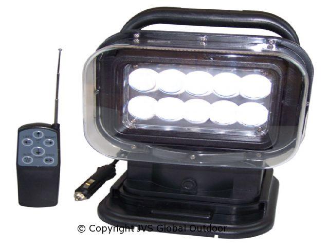 Elektrisch Per Funk Verstellbarer Led Suchscheinwerfer